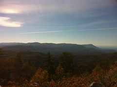 View from Bear Creek Overlook