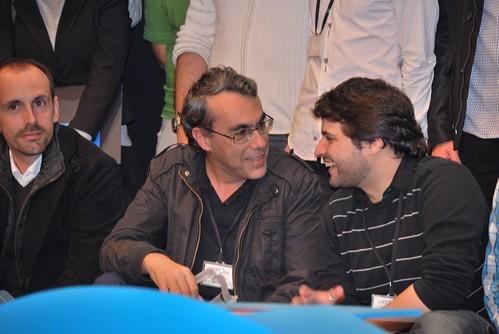 Antonio y David