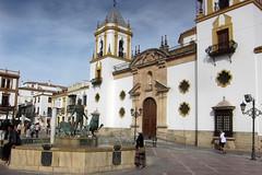 IMG_2015: Plaza in Ronda