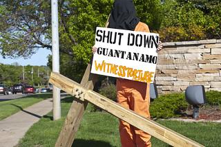 Anti-Torture Vigil - Week 11