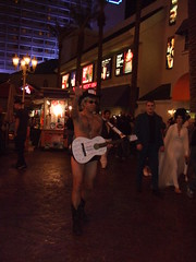 Costume: Naked Cowboy... (demartinyh) Tags: fujif40