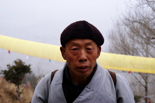 Pilgrim, Wu Tai Shan