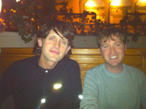 Joshua Holmes and John Arnold