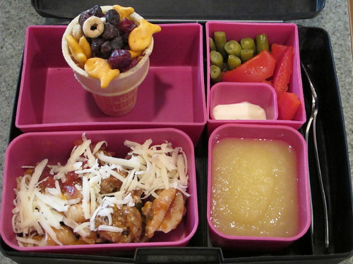 Bento Box Lunch 9-15-10