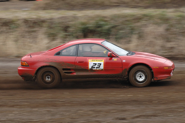 dirt trial #003