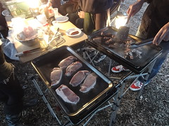BBQ in 潮風公園