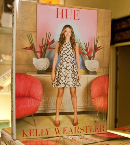 Style Stalk Kelly Wearstler: Kelly Wearstler, HUE Book Signing - AphroChic