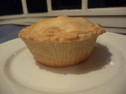 Chuck's Vegan Pot Pie