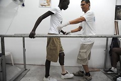 Healing Hands for Haiti Prosthetic Clinic 2010