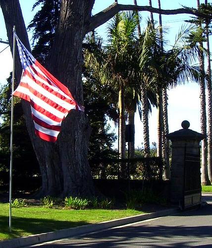 Veterans Flag Project Santa Barbara Cemetery