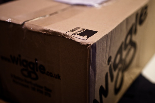 Wiggle箱