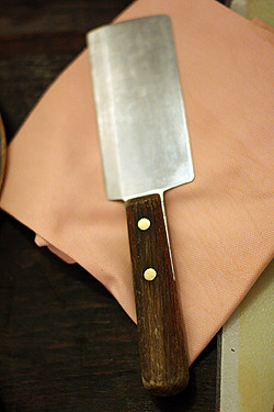 raclette knife