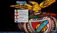 Benfica skin for FM 2011