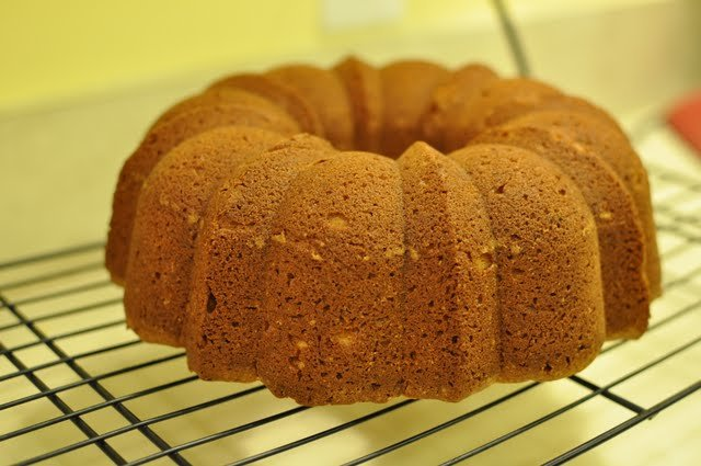 olive oil orange bundt