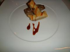 Crujientes de pato con caramelo de soja