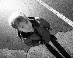 james|thomas (DJHuber) Tags: christmas boy canada lines pine train shopping children toys james george kid paint child tank thomas pavement centre parking engine lot prince center columbia british asphalt elijah