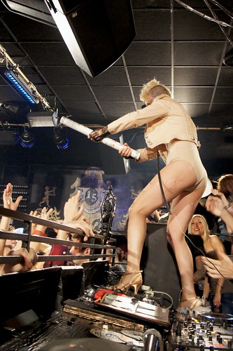 Peaches @ Goa Club, Roma