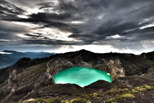 Kelimutu vulcano HDR (Muni)
