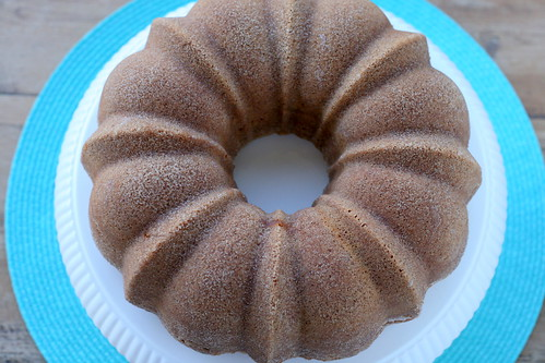 Snickerdoodle Bundt - I Like Big Bundts