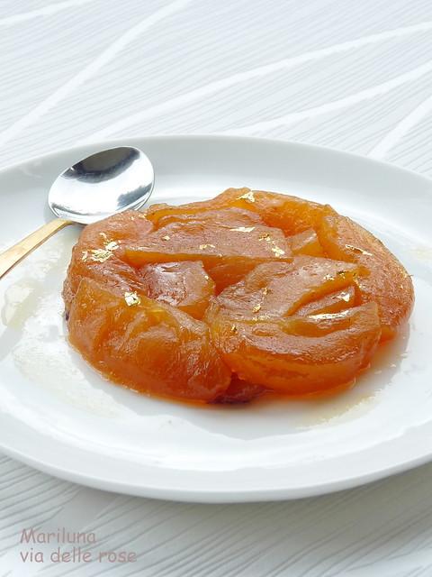 Tatin di mele dorate