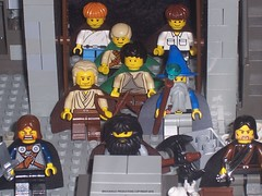 Lord of the Rings Custom Lego Moria 002