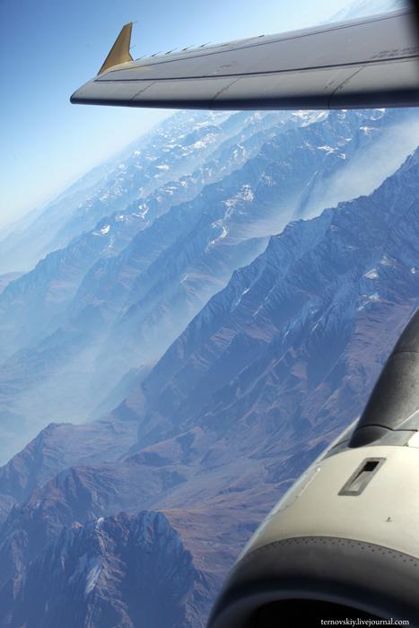 Полет над Абу-Даби.
