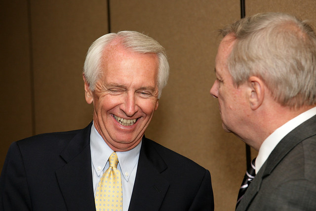 Governor Beshear and Senator Durbin