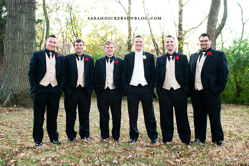 Larimore House Plantation, Florissant Missouri wedding images