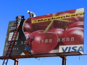 Verified Paypal menggunakan Maybank debit card