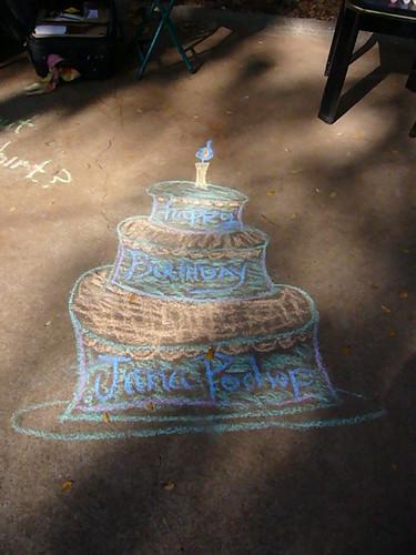 Susan Drew Me a Cake