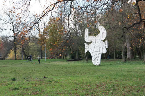 Vondelpark: obra de pablo Picasso