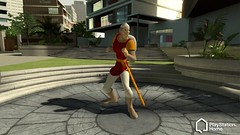 PlayStation Home (DragonsLair Dirk)