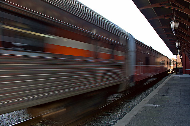 Railway From Boston Airport To Providence Rhode Island