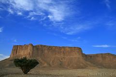 Tuwaiq Mountains - Explore (TARIQ-M) Tags: cloud mountains landscape desert riyadh saudiarabia hdr  canonefs1855    canonef70200mmf4lusm  canon400d tuwaiq tuwaiqmountains