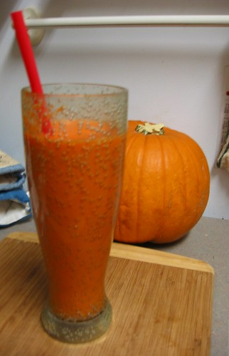 Orange Carrot Smoothie 3
