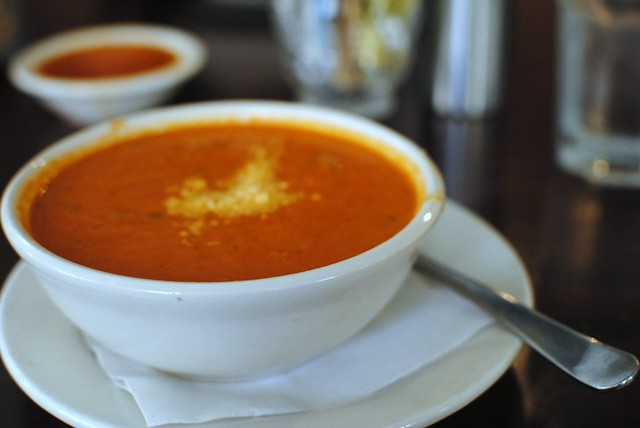 tomato soup from sermets