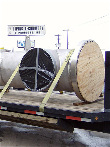 "36"" Tied Universal Expansion Joint for a Petrochemical Plant"