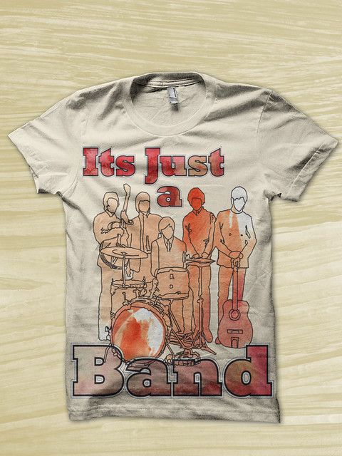 its just a band