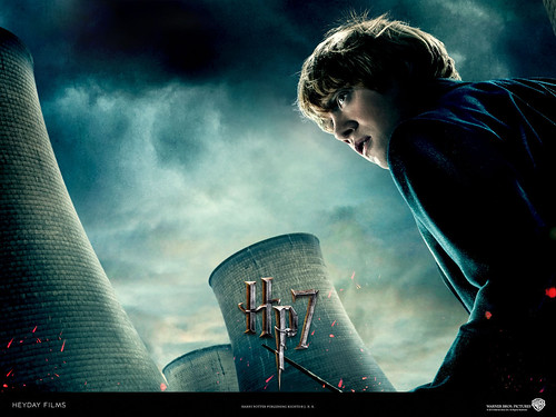 harry potter 7 wallpaper. Harry Potter and the Deathly