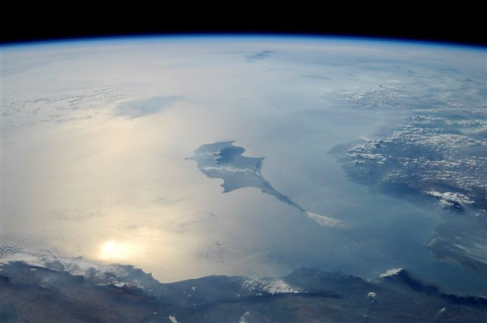 Incredible Photos from Space: Cyprus