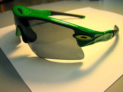 "oakley blade sunglasses. Oakley ""Blades"" Custom"