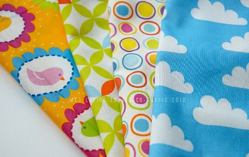 My fabrics on Spoonflower