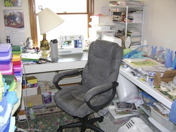 My workroom