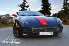 Ferrari GTO 599 | 1 of 599 [Explored] (Tareq Abuhajjaj | Photography & Design) Tags: auto light red bw white black cars car sport yellow night race speed dark photography lights design photo big high nice nikon flickr italia power top flash wheels fast gear f1 ferrari fisheye turbo saudi arabia gto carbon fiber rims riyadh  ggg 2010 v12 ksa  070 599  tareq 2011    limitied     d700     foilacar tareqdesigncom tareqmoon tareqdesign  abuhajjaj