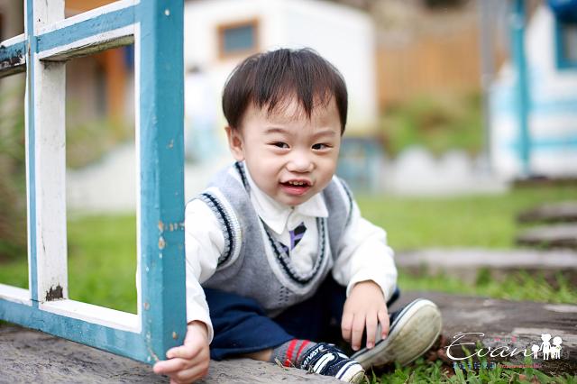 兒童寫真攝影禹澔、禹璇_04
