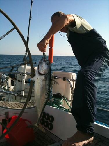 charles fishing
