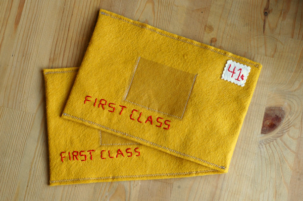 small yellow envelope 1