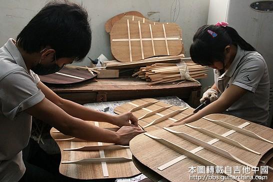 本圖轉載自-吉他中國