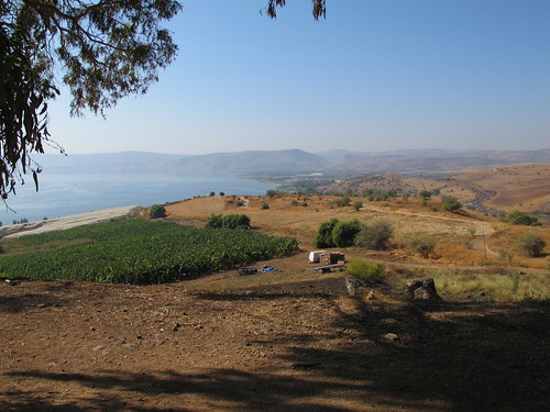 Mount of Beattitudes in Galilee