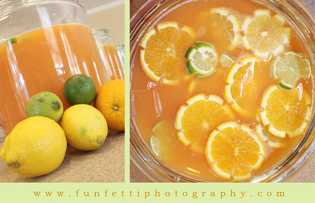 watermark collage juice